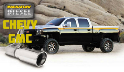 Chevrolet GMC Diesel Exhaust