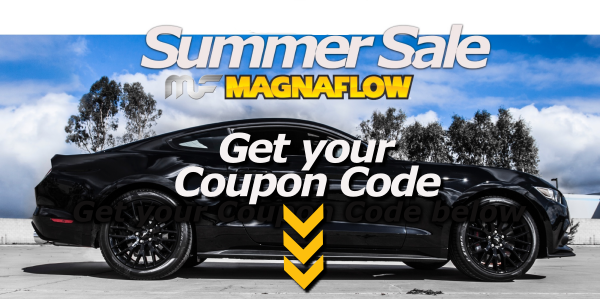magnaflow 2018 summer coupons